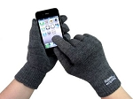 TouchAbility Classic Gloves - Charcoal