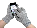 TouchAbility Classic Gloves - Grey