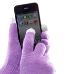 IceTouch Gloves - Purple