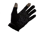 Climate Touchscreen Gloves - Black / White